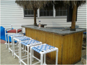 tiki bar i built building your own